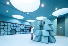 TOP 10 children's educational spaces