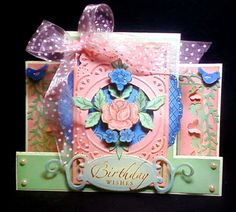 CraftEMarie: Sweet Birthday