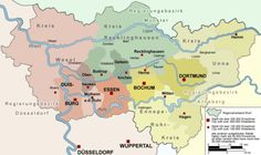 The Ruhr Area (Germany)