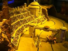 #LegoLand #StarWars #displays
