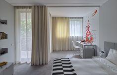 LUV DECOR: CRISTINA JORGE DE CARVALHO - Apartamento duplex em Vila do Conde