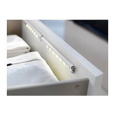 DIODER LED battery-operated lamp f drawer - IKEA ?inside the bedroom cupboards under the eaves?