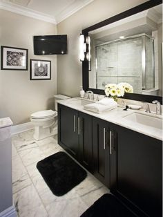 The Grey Cabinet Paint Color Is Benjamin Moore Kendall Charcoal.  #greycabinet #paintcolor #BenjaminMooreKendallCharcoal Quartersawn Design  Build | Pinterest ...