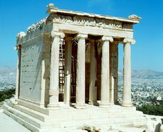 Temple of Athena Nike   by Kallikrates   classical period 480-400 BCE   Google Image Result for http://www1.fccj.org/cgroves/2211docs/test3/temple%2520of%2520athena%2520nike-c.jpg