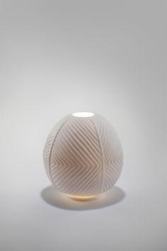 Photophore kirikou - india mahdavi — architecture and design Lamp Design, Lighting Design, Lighting Solutions, Light Up, Creative Design, India, Deco, Architecture, Biscuit