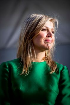 Browse Queen Maxima Of The Netherlands Visits Family Business