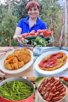 My Favorite Food, Favorite Recipes, Potato Vegetable, Romanian Food, Antipasto, Chutney, Italian Recipes, Green Beans, Food And Drink