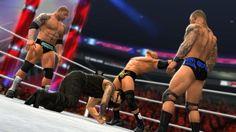 WWE 2K15 será o novo game oficial de wrestling da WWE e contará com todos os atuais lutadores e alguns históricos. Veja o trailer.