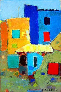 Old Houses | Vladimir Karnachev
