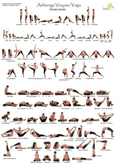 Oh my goodness, so many #yogaposes #yoga