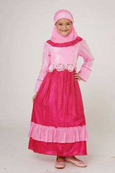 64 Best Gamis Anak Images On Pinterest In 2018 Dress Patterns