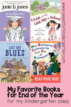 Need some new end of the year books for kindergarten? This blog post is packed with book suggestions that would be perfect for kindergarten, preschool, or first grade students! There are a bunch of new titles and a quick synopsis included. Click the pin to check them out! Kindergarten Classroom Setup, Before Kindergarten, Kindergarten Learning, Kindergarten Graduation, Primary Classroom, Kindergarten Activities, Teaching Social Skills, Teaching Ideas, Uplifting Books