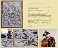 Game Board - Gluckhaus by Ring-A-Ding on DeviantArt