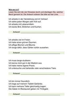 84 best LEARN GERMAN - vezbe images on Pinterest in 2018 | German ...