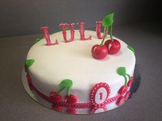 Cherry birthday cake - Torte per Tutti