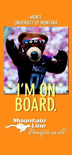 """Monte is """"On Board"""""""
