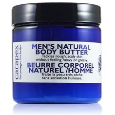 Heavy Duty Hand Cream for Men, Body Butter for Extreme Dry Skin, Cracks, Chapped Hands