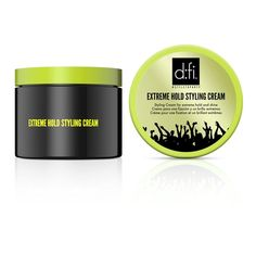 Buy d:fi Extreme Hold Styling Cream 150g (Yellow) and other d:fi hair styling products and receive free shipping at TreatYourSkin.com