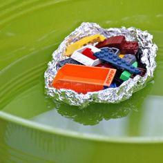 LEGO� Cargo for Hydrofoil Experiment