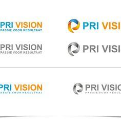 PRI Vision - logo voor PRI Vision