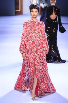 Ulyana Sergeenko Spring 2014 Couture