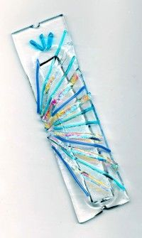Custom glasswork from Mezuzah Mosaics make the perfect Judaica gifts for special occasions. Browse our selection of mezuzah cases, menorahs and more. Jewish Mezuzah, Arte Judaica, Jewish Celebrations, Hannukah, Jewish Art, Menorah, Judaism, Mosaic Art, Fused Glass