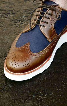 The Generic Man Wingman Shoe