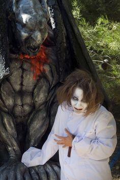 El mundo de los muertos vivientes llega a Sendaviva para Halloween.
