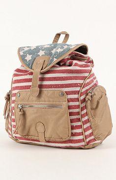 Kirra Americana Backpack at PacSun.com
