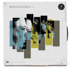 Broadchurch Vinyl Cover - Posters on Creattica: Your source for design inspiration