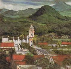 San Ignacio, Sinaloa, México, pintura de Rina Cuellar, efemérides 29 diciembre