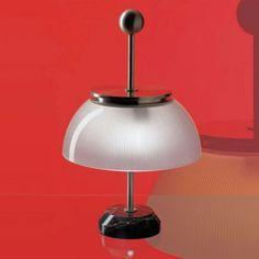 Alfa table lamp by Artemide #modern #Lighting #desklamp #tablelamp