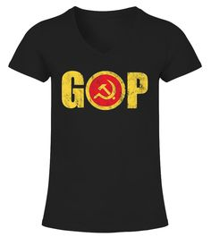 GOP - Putin Trump T-shirt Russian