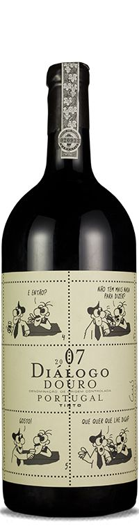 Diálogo Tinto 2007 - Double Magnum All Niepoort Wines are available at Alivin Canada Inc Montréal Canada