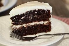 Super moist, fudgy and delicious. The best chocolate cake recipe I have ever tried. Amazing Chocolate Cake Recipe, Best Chocolate Cake, Mini Chocolate Chips, Chocolate Pudding, Sweet Desserts, Just Desserts, Delicious Desserts, Yummy Food, Candy Cakes