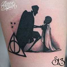 A lot of meanings to this tattoo