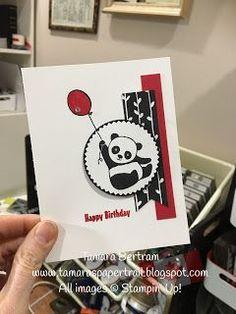 Party Pandas - FREE Sale-a-bration Set!