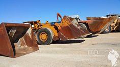 Fahrlader Bilder FL 5 von GHH Maschinenbau http://www.ito-germany.de/kaufen/tunnelader #Baumaschinen zu verkaufen Fahrlader #construction #equipment #excavadora