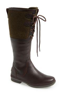 UGG® Australia 'Elsa' Waterproof Boot (Women) available at #Nordstrom