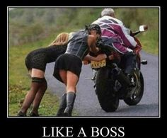 For all of you who think you know what it's like to live like a boss!