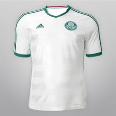 Adidas Football Palmeiras Team new shirt number 2   2013-14