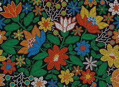 coleção de estampas Maracatu, de Wagner Campelo