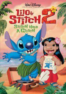 Lilo & Stitch Stitch Has a Glitch Movie Poster - Dakota Fanning, Chris Sanders, Tia Carrere Disney Movies By Year, Dvd Disney, Disney Films, Disney Wiki, Lilo Stitch, Stitch 2, Walt Disney Pictures, Dakota Fanning, Glitch Movie