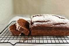 Hungry Couple: Skinny Chocolate Loaf