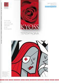 Rivista per tutti gli appassionati del bello e del buongusto. Arte, design, architettura, interior Kyoss Gennaio 2013  www.kyoss.it  www.kyossmagazine.it