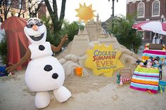 """The """"Coolest Summer Ever"""" is coming to Walt Disney World Resort.  And it all begins with the 24-hour event at Magic Kingdom Park - during Memorial Day weekend, the traditional kickoff to summer."""