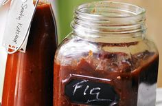 Fig, date and onion chutney | Tesco Real Food