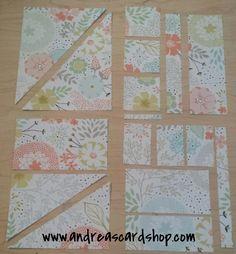 Andrea's Card Shop - One Sheet Wonder - Stampin Up!