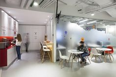 A Look Inside Playtech's Stylish Kiev Office - Officelovin