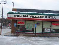 italian village pizza | Change Photo
